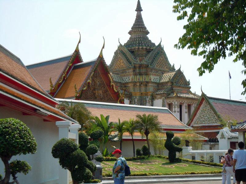 Wat Poh Temple, Bangkok