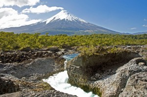 Osorno Volcano Lake District