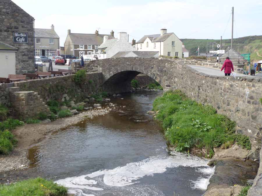 Aberdaron Bridge